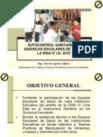 Autocontrol Sanitario en Quioscos Escolares - Ing. Tersa Apaza Alfaro.pdf