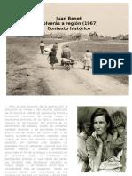 Contexto Histórico Posguerra Volveras a Region