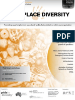 Diversity case studies are proven effective in business strategy