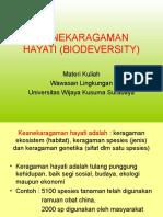 Keanekaragaman Hayati (2)