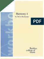 Harmony-4 berklee