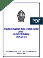 1.Rpjmd09 Cover