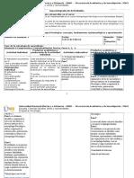 Guia Integrada de Actividades Academicas 2016-16-1