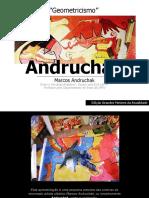 Andruchak - geometricismo - telas