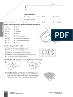 geometry chapter 10 worksheets