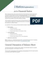 Financial Ratios2