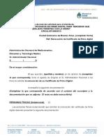 Nota Solicitud Renovacion Certificado Firma Digital