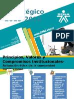 Plan Estrategico Del Sena 2014-2018