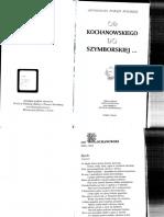 Anthology of Polish Poetry