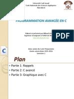 Cours C Avancé V1