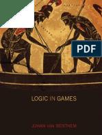 Benthem 2014 Logic in Games