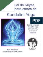 manual para maestros de kundalini yoga
