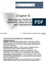 ch 6 sales force management