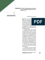 Modelo teórico para el estudio métrico de la información documental