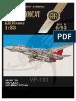 F-14 VF-101 ROSU