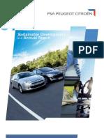 2007 Annual Report PSA