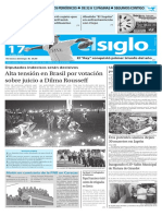 Edición Impresa Elsiglo 17-04-2016