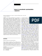 Multiple Temporal References in Sensorimotor Synchronization -  Bruno H. Repp