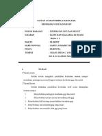 SAP KESEHATAN GIGI DAN MULUT (KOMUNITAS).doc