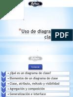 Uso de Diagramas de Clase UML