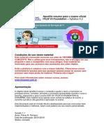 Guia ITILV3 Foundation Resumo