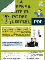 PPT D° Judicial.