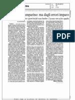 """La """"crisi"""" di Chiamparino"""