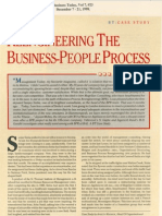 14 Re Engineering the Business - People Process