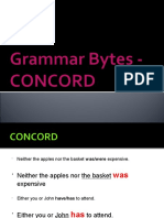 Grammar Bytes - Concord