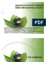 News Brazil Biomass and Renewable Energy 2010