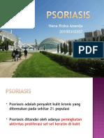 225841798 Psoriasis Ppt
