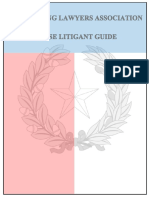 Texas Young Lawyers Association Pro Se Appellate Guide