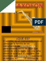 Disertacion Del Saxo