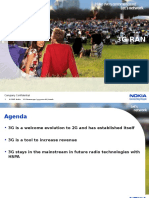 3G RAN System Presentation for BSNL 0106