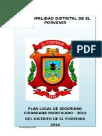 Plan Local de Seguridad Ciudadana Ultimo 02.07.2014