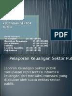 Pelaporan Keuangan Sektor Publik