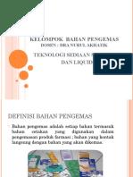 PPT Tugas Teksemsol - Bahan Pengemasss