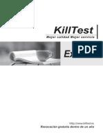 Killtest.es Linux+