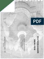 Water Hammer Analysis-John Parmakian