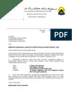 Surat Lawatan Ke PHS