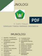 sejarah imunologii