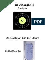 Oksigen ppt  organik