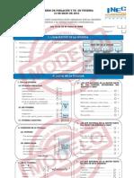 Censo Nacional 2010