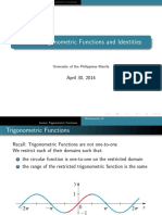 Inverse Trigonometric Functions and Identities