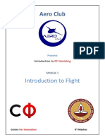 AeroClub Module1 Intoduction to Flight