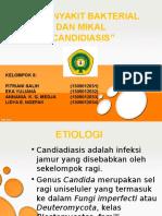 Candidiasis Ppt