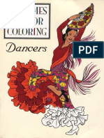 [Dover] Dancers Costumes