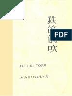 Vasfurulya