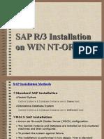 SAP Installation