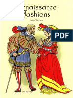 [Dover] History of Fashion - Renaissance Fashions